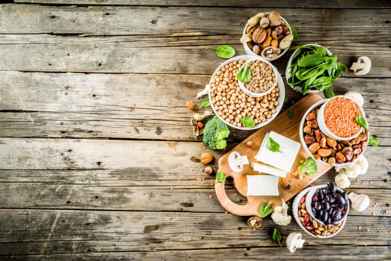 Pflanzliche Proteinquellen – warum sie gut sind für dich