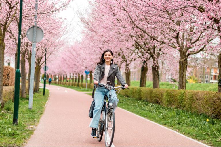 5 gesundheitliche Vorteile des Fahrrad fahren!